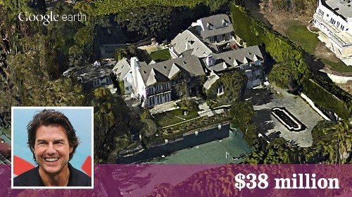 Tom Cruise completes his mission to sell in Beverly Hills