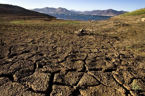 Scientists explain how climate change helps fuel California drought