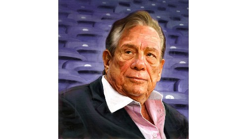 Donald Sterling built an empire and an image; words were his undoing
