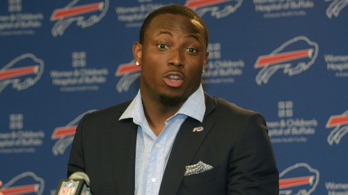 LeSean McCoy says Eagles made 'a panic move' by signing running backs