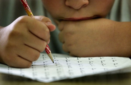 About half of kids' learning ability is in their DNA, study says