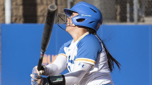 Bubba Nickles' selfless play has been key for UCLA's softball team