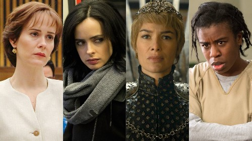 Anger is an energy for a new wave of women in pop culture - Los Angeles Times