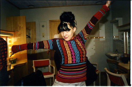 Review: 'Punk Singer' Kathleen Hanna sets record straight