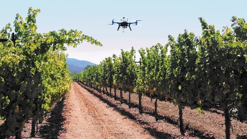 Drones may provide big lift to agriculture when FAA allows their use