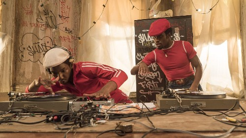 Baz Luhrmann shows hip-hop's origin in Netflix's 'The Get Down.' Beats weren't the only challenges