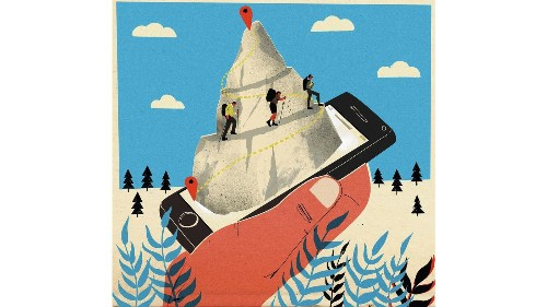 9 outdoor adventure apps to boost your call of the wild - Los Angeles Times