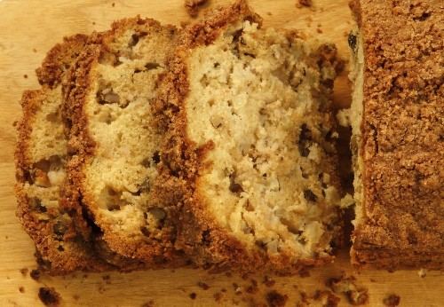 Start your day with this Dutch apple walnut bread recipe - Los Angeles Times