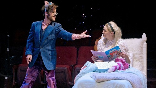 Reimagined 'Alice in Wonderland' playing at Glendale Centre Theatre
