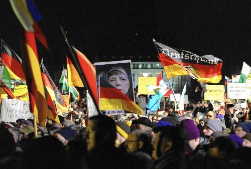 Germany walks a fine line amid rising anti-Muslim sentiment