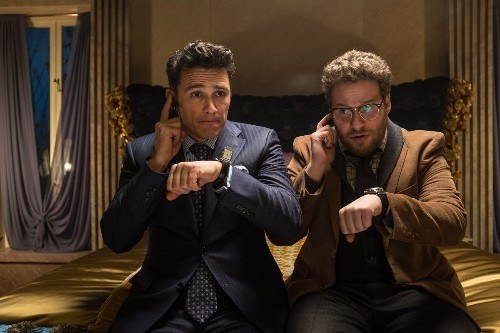 Hacker message demands Sony not show 'The Interview'