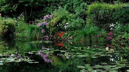 European flower tour to visit Monet's Giverny in France and London's Chelsea Flower Show - Los Angeles Times