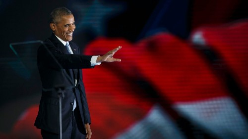 Transcript: President Obama's Democratic National Convention speech - Los Angeles Times