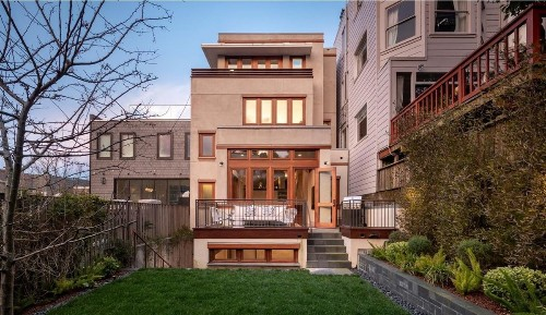 PayPal co-founder Max Levchin lists his San Francisco contemporary