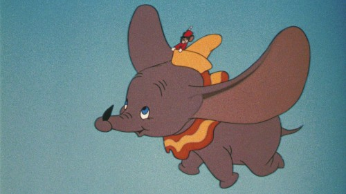 The original 'Dumbo' arguably was Disney's most important blockbuster