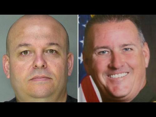 Utah couple booked in slayings of two Northern California deputies