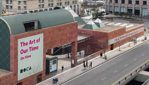 Now that Arata Isozaki won the Pritzker, let's take a fresh look at his MOCA building