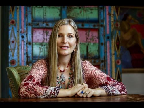 Sage Machado crafts healing vibes into her jewelry