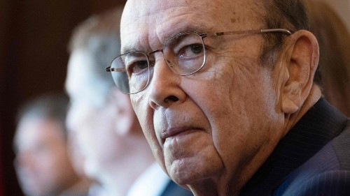 Facing ethics violation, Wilbur Ross says he didn't mean to file inaccurate disclosures