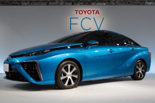 Why automakers will build more hydrogen fuel cell vehicles
