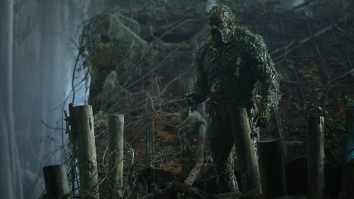 'Swamp Thing' was canceled, but fear not: Its first season will still air
