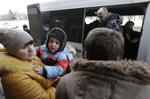 Pro-Russia separatists say they've trapped thousands of Ukraine troops - Los Angeles Times
