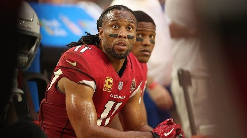 NFL great Larry Fitzgerald looks to shed some acreage in Arizona