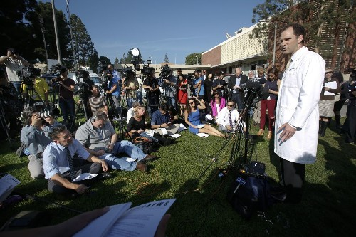 State found lapses in infection control at UCLA and Cedars-Sinai