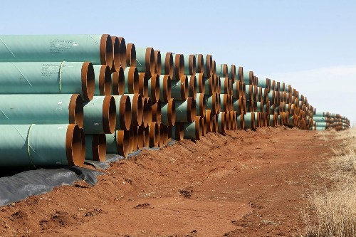 Obama veto of Keystone pipeline would stick, top Democrat says - Los Angeles Times