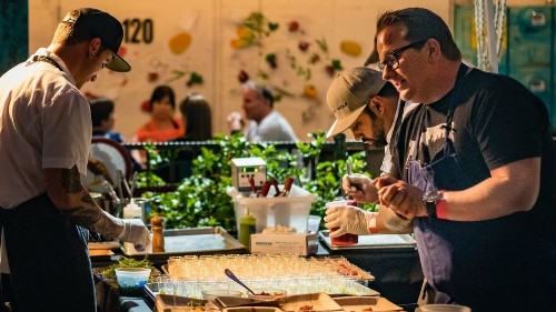 May 11 set for Las Vegas culinary event celebrating talents of off-Strip chefs