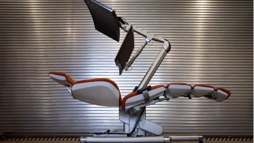 This $5,900 chair may be the tech world's new key to productivity - Los Angeles Times