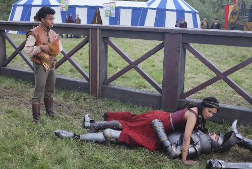 'Galavant' musical comedy on ABC is worth the short journey