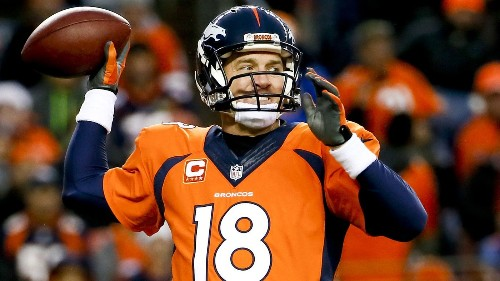 Broncos' Peyton Manning reportedly preparing to play next season - Los Angeles Times