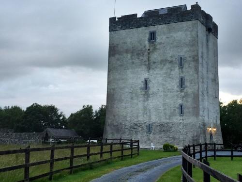 Haunted in an Irish Castle