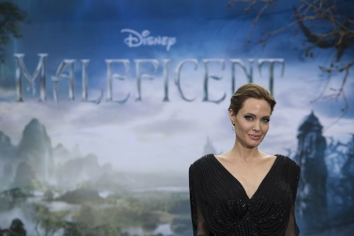 'Maleficent': London premiere finds Angelina Jolie at a crossroads