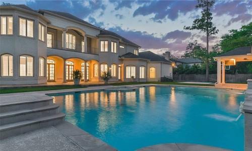 Steve Francis' Houston mansion | Hot Property