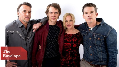 What 'Boyhood' cast, director learned about family while filming
