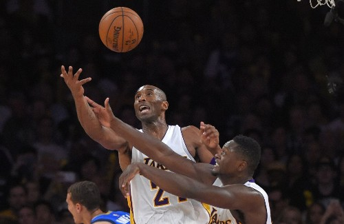 Lakers forward Julius Randle makes a much better showing this time - Los Angeles Times