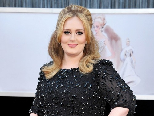 Watch Adele pull a fast one on a group of her impersonators