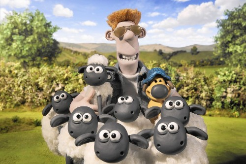 'Shaun the Sheep' absurdly amusing for all ages
