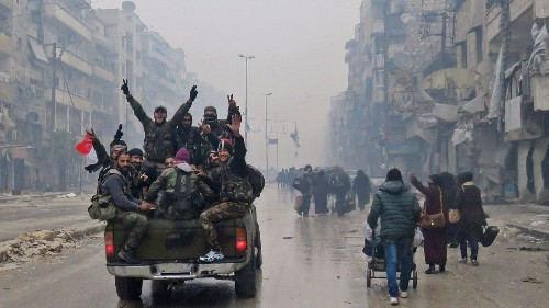 Who wants what in Syria: World powers jostle for influence