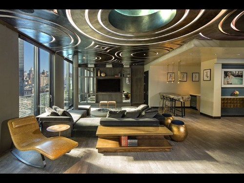 NYC: Inside Dream Downtown hotel's $5,000-a-night penthouse suite