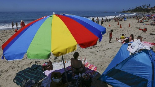Climate change could wipe out L.A.'s June Gloom. Losing it would be disastrous
