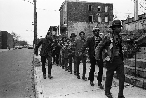 Documentary 'The Black Panthers: Vanguard of the Revolution' illuminates past and present - Los Angeles Times