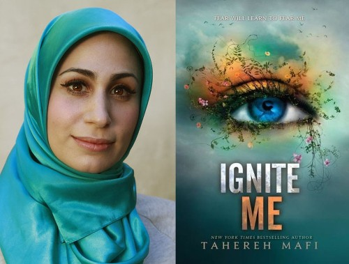 Tahereh Mafi on writing and her series' conclusion, 'Ignite Me'