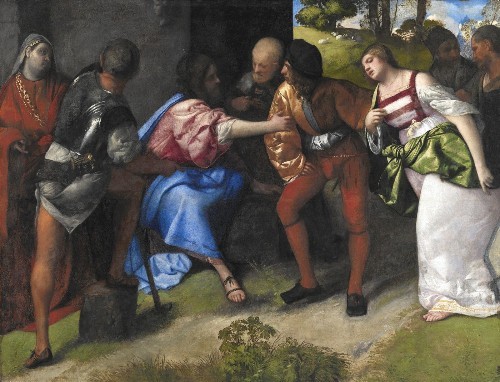 Santa Barbara's 'Botticelli, Titian and Beyond' a quirky gem - Los Angeles Times