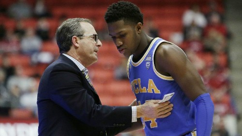 David Singleton was on point in UCLA's comeback victory, but he won't become starter