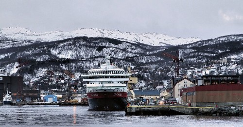 Name a ship and you could win a coastal tour of Norway