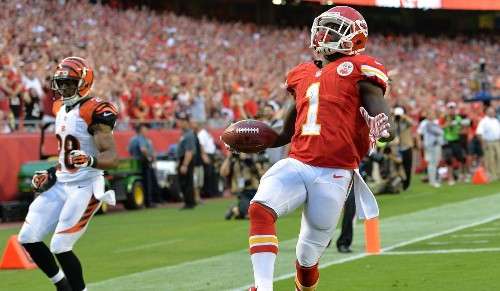 De'Anthony Thomas has impressive touchdown return in Chiefs debut