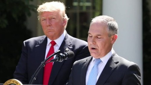 One year in, Trump's environmental agenda is already taking a measurable toll